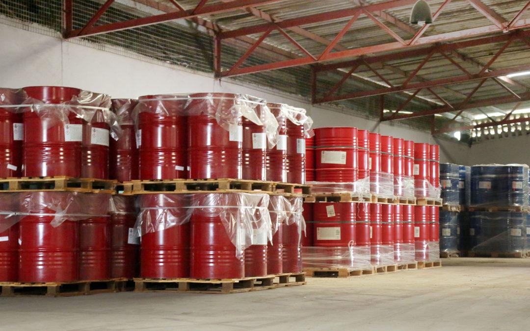 Chemical Blending & Storage