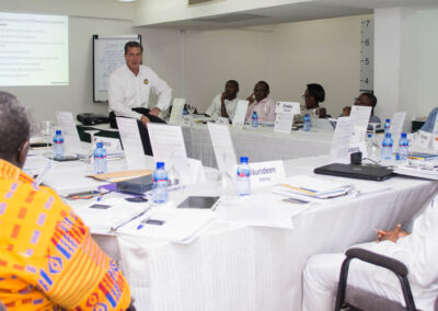 Academic Leadership Boot Camp, Accra 2017