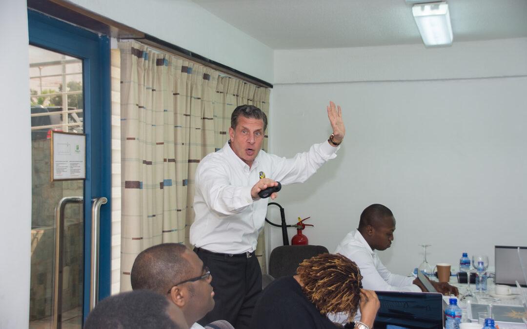 Academic Leadership Boot Camp, Accra 2017
