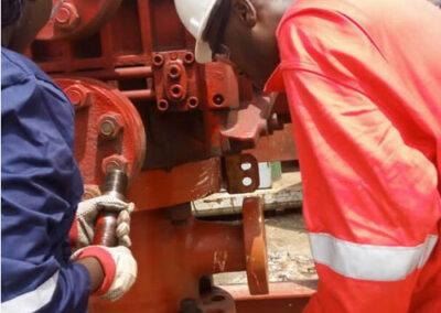 Engineers at Work